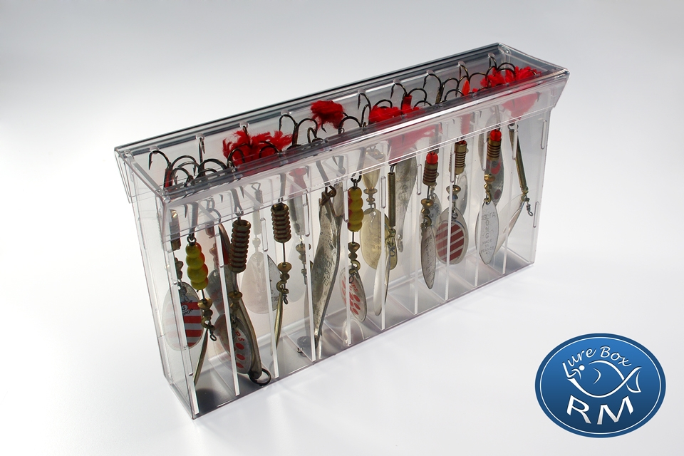 Grand single RM fishing lures box minnow 215/32/120